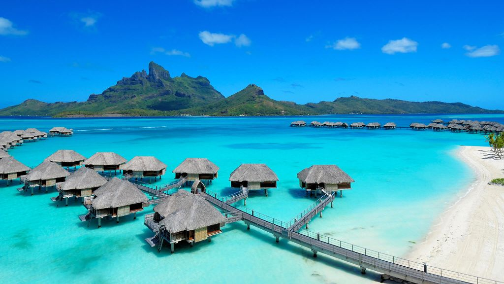 Four Seasons Resort Bora Bora — city, country