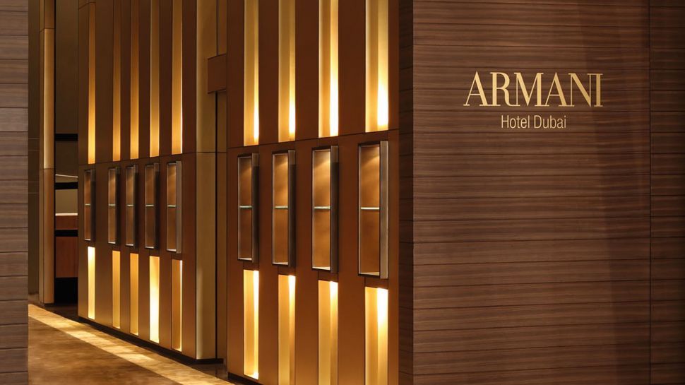 Armani Hotel Dubai — city, country
