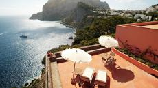 Hotel Punta Tragara  Capri, Italy