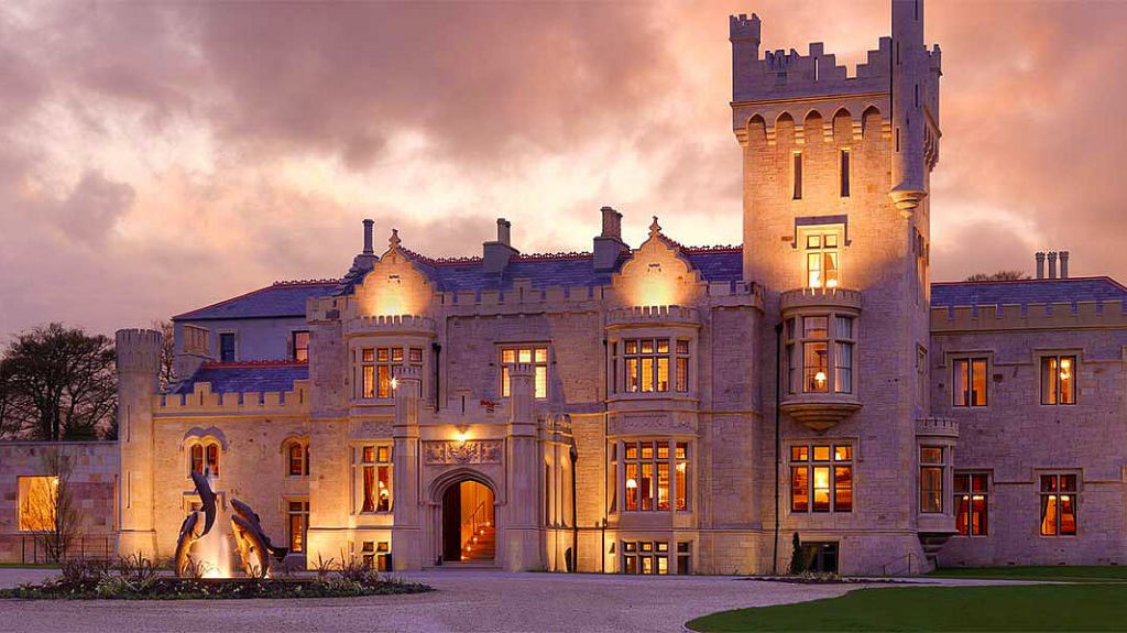 Solis Lough Eske Castle — city, country