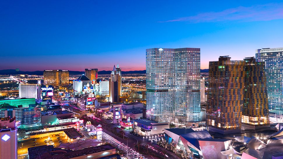 Mandarin Oriental, Las Vegas — city, country