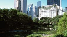 The Plaza Hotel — Central Park South, United States