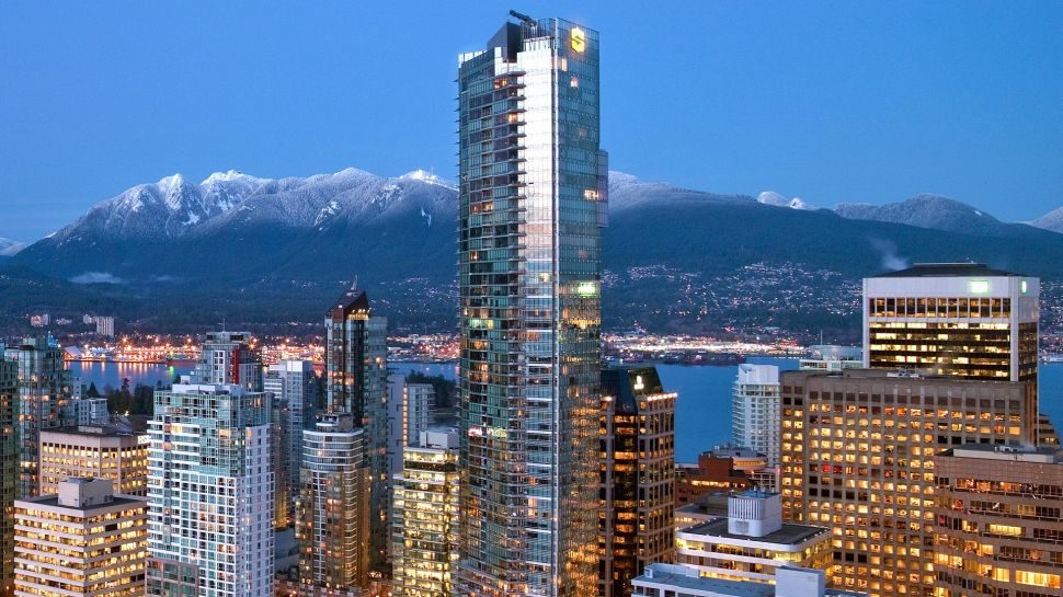 Shangri-La Vancouver  city, country