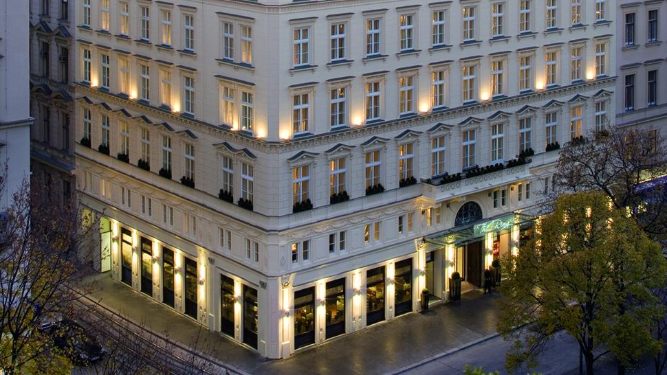 The ring vienna 39 s casual luxury hotel vienna austria for Best luxury hotels in vienna