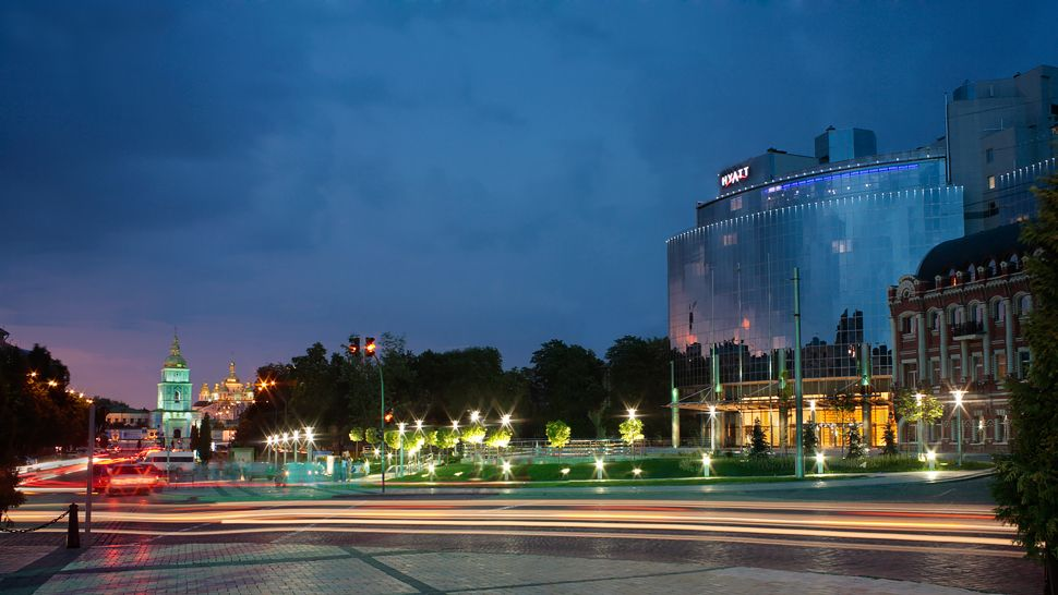 Hyatt Regency Kiev — city, country