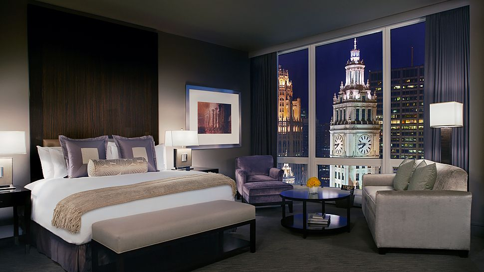 Trump International Hotel & Tower Chicago — city, country
