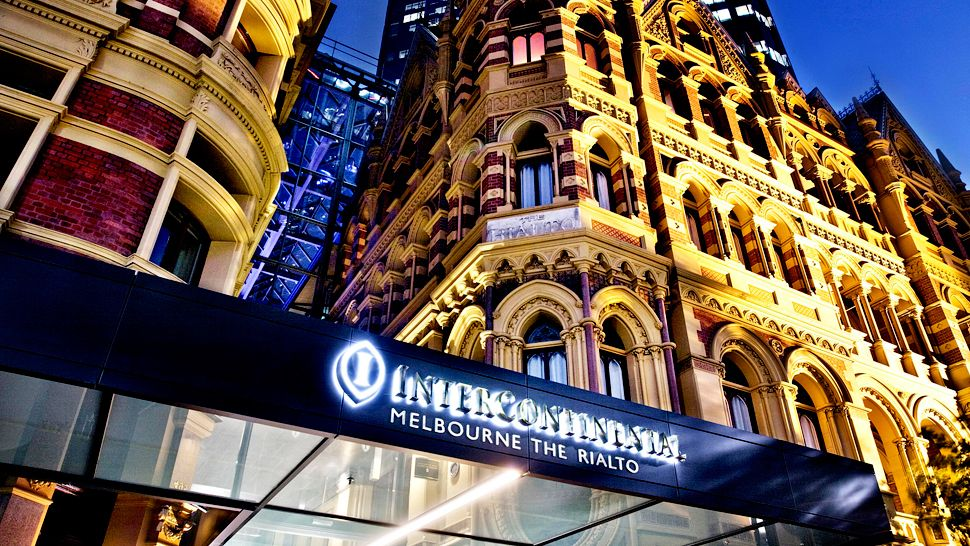 Intercontinental Melbourne The Rialto Victoria Australia