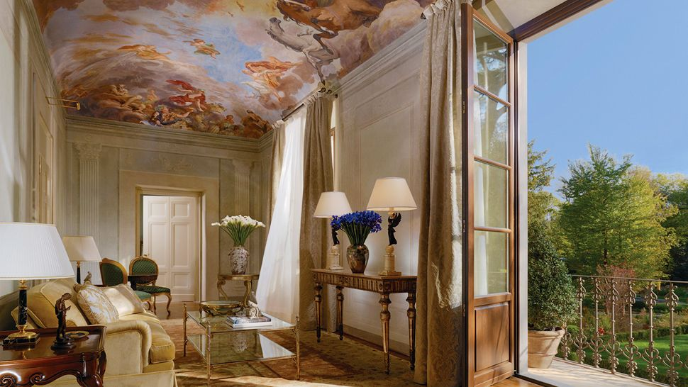 Four seasons hotel firenze tuscany italy for Design hotel firenze