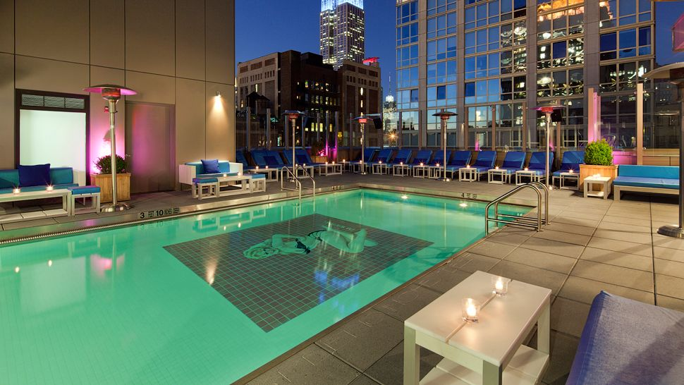 Gansevoort Park Avenue  city, country