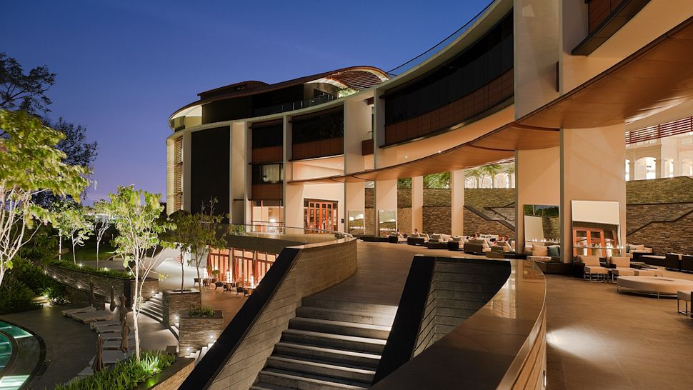 Capella Singapore, Sentosa Island, Singapore