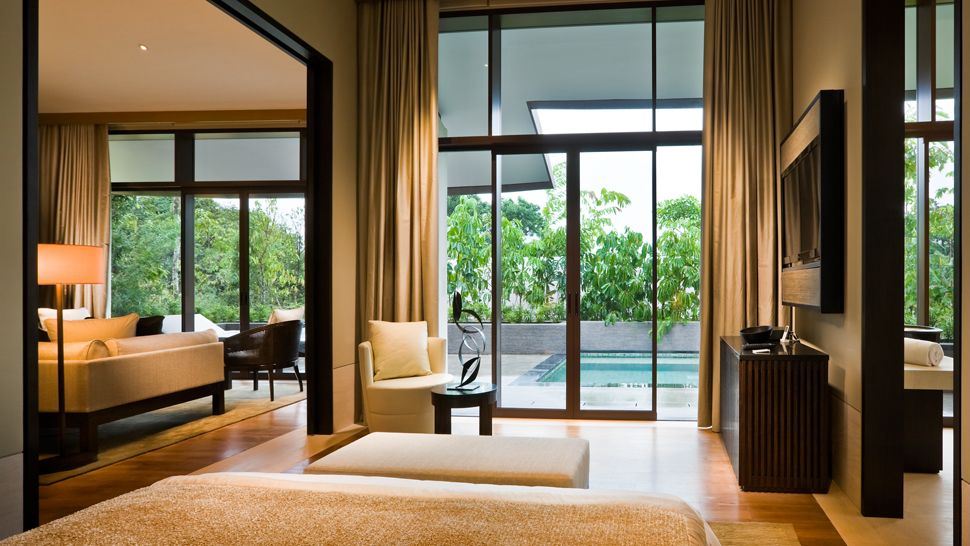 Capella Singapore One Bedroom Villa