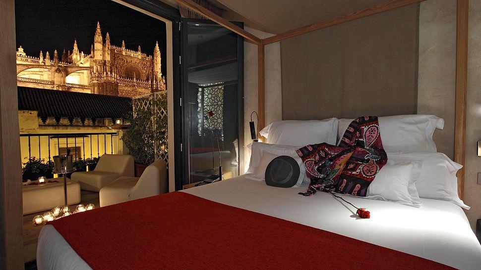 Eme catedral hotel andalucia spain - Hotel eme sevilla spa ...
