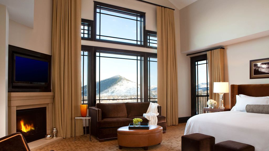 Waldorf Astoria Park City  city, country
