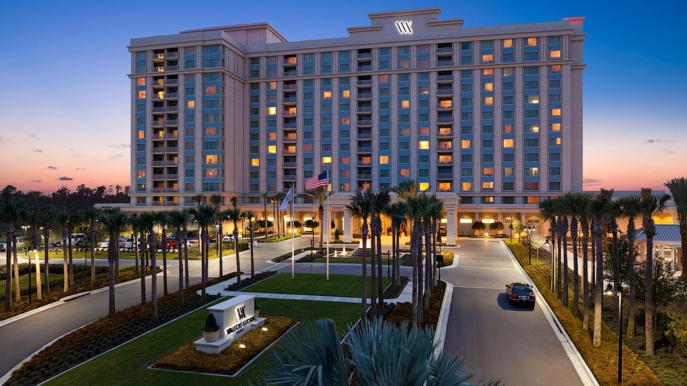 Waldorf Astoria Orlando — city, country