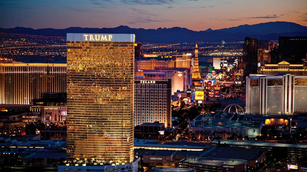 Trump International Hotel Las Vegas — city, country