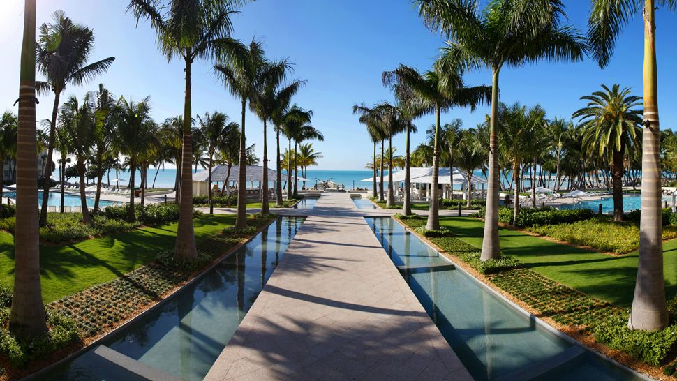 Casa Marina Resort, a Waldorf Astoria Resort — city, country