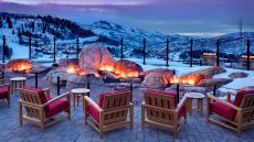 The St. Regis Deer Valley Resort — Deer Valley, United States