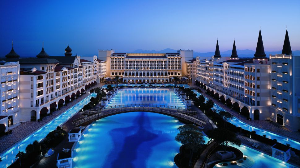 Mardan Palace — city, country