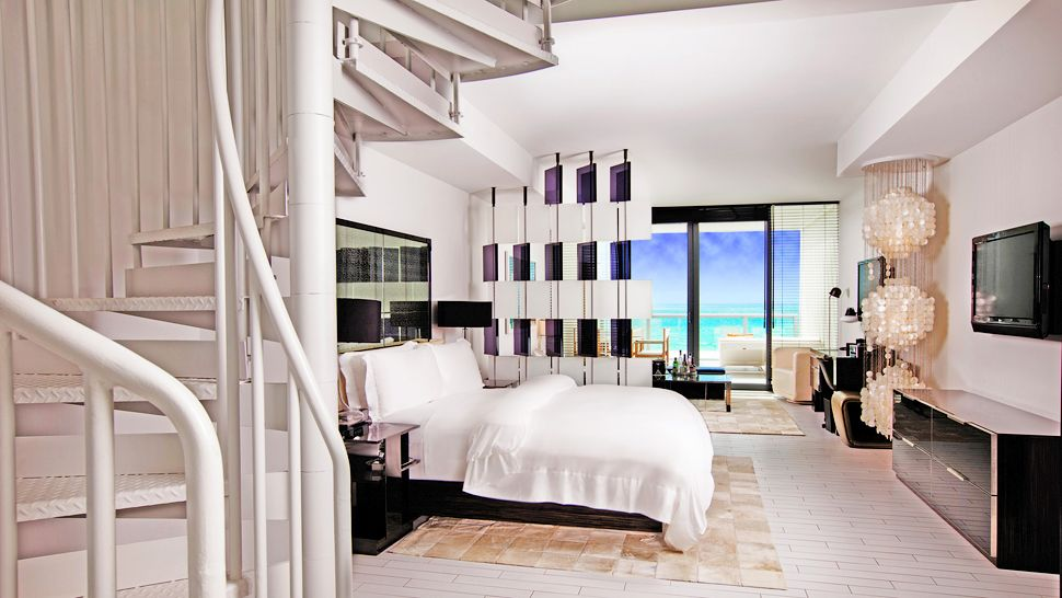 Mega Suite http://www.visaluxuryhotelcollection.com.br/hotel-detail/w-south-beach
