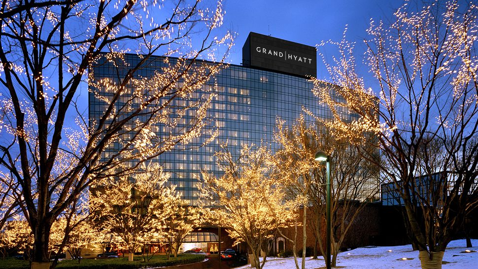 Grand Hyatt Seoul — city, country