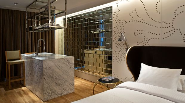Witt Istanbul Suites  Istanbul, Turkey