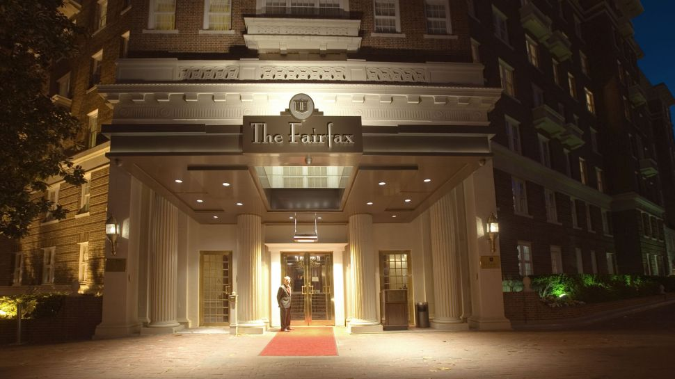 The Fairfax at Embassy Row — city, country