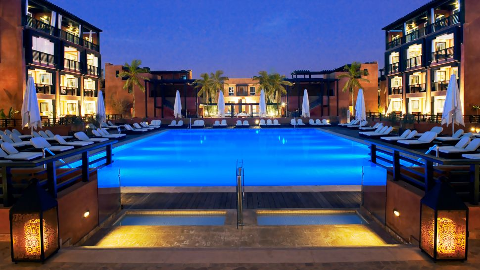 Naoura barriere marrakech tensift el haouz morocco for Hotels barriere