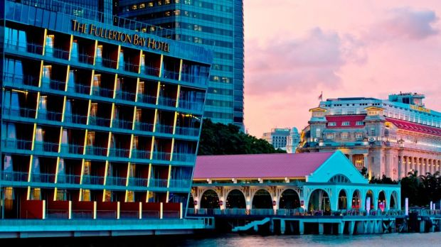 The Fullerton Bay Hotel — Downtown Core, Singapore