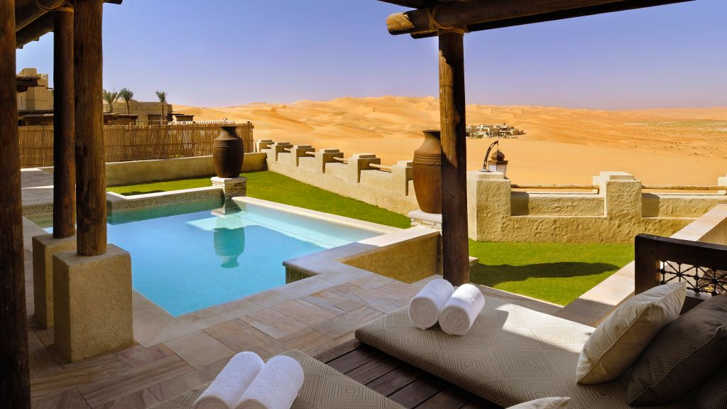 Qasr Al Sarab Desert Resort by Anantara — city, country