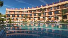 Hotel Sir Anthony — Playa de Las Americas, Spain