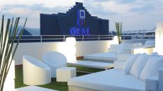 Hotel Ocean Drive  Ibiza, Spain