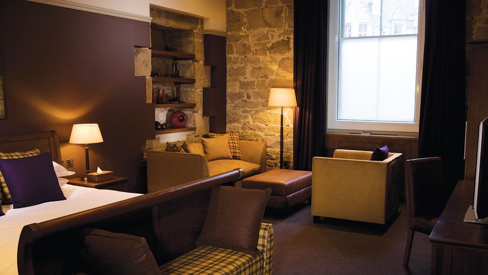 Hotel du Vin & Bistro Edinburgh — city, country