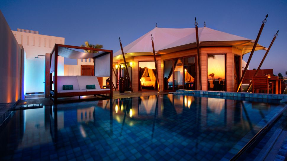 Banyan Tree Al Wadi — city, country
