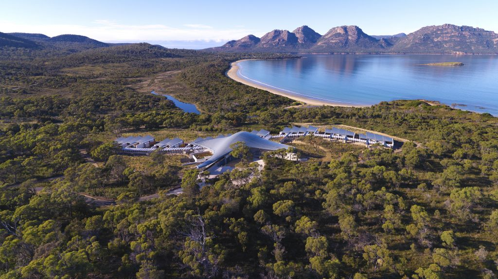 Saffire Freycinet — city, country