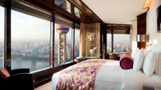 The Ritz Carlton Shanghai, Pudong — Shanghai, China