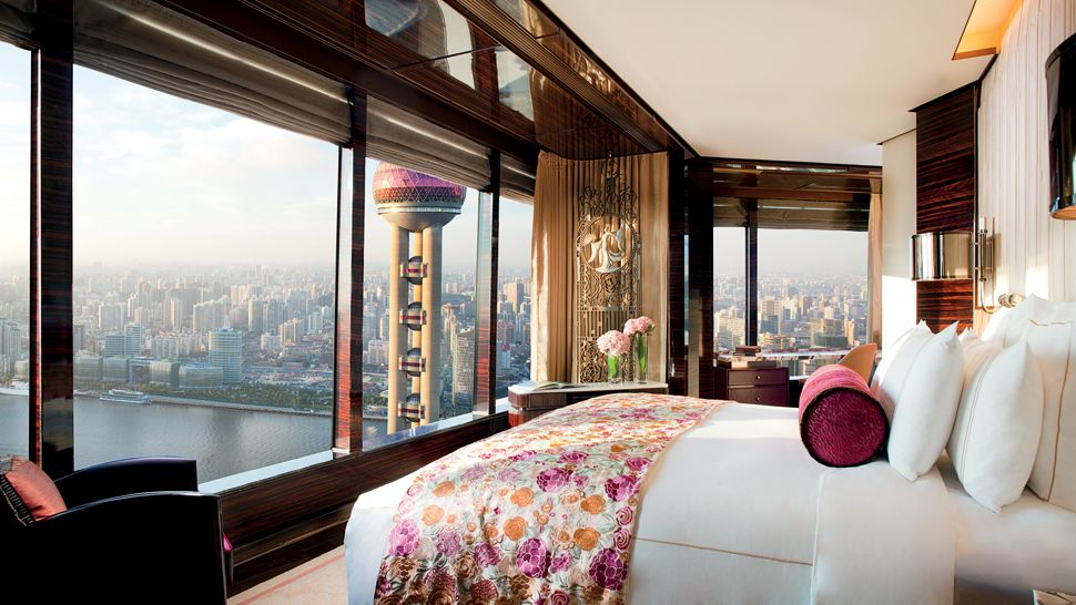 The Ritz Carlton Shanghai, Pudong — city, country