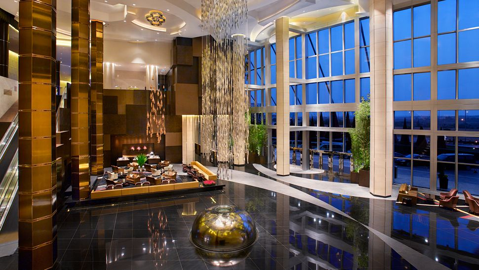 Grand Hyatt Macau — city, country