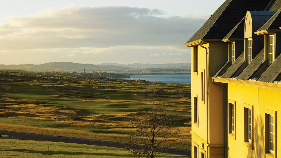 Fairmont St Andrews, Scotland — city, country