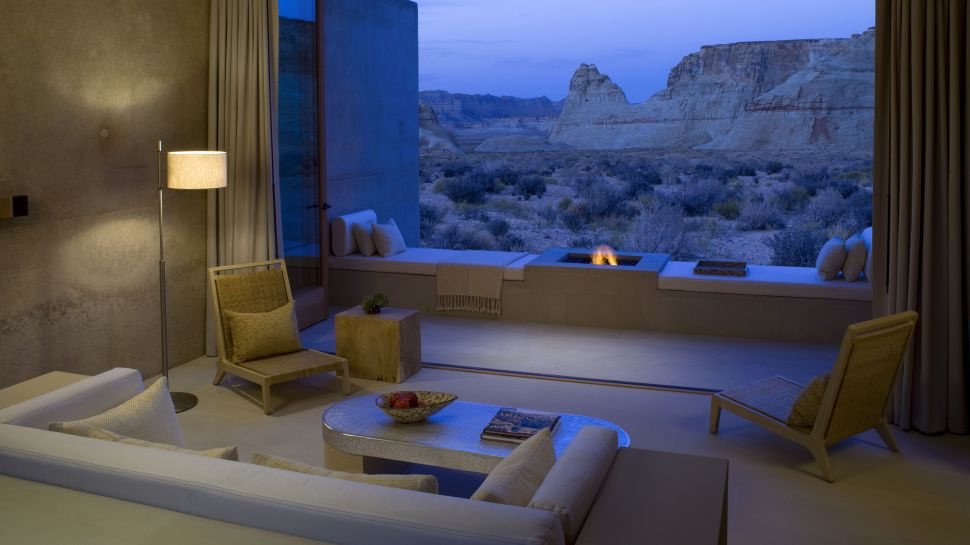 Amangiri  city, country