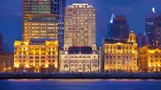 Waldorf Astoria Shanghai on the Bund  Shanghai, China