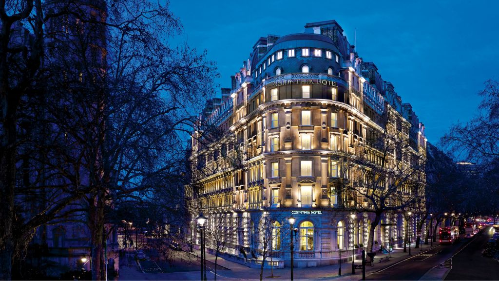 Corinthia Hotel London  city, country