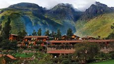 Hotel Rio Sagrado  Urubamba, Peru