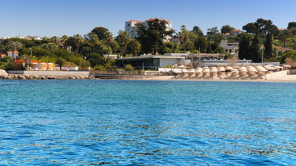 Cap d'Antibes Beach Hotel — city, country