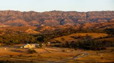 Arkaba Station  Flinders Ranges National Park, Australia