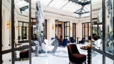 Le Burgundy  Paris, France