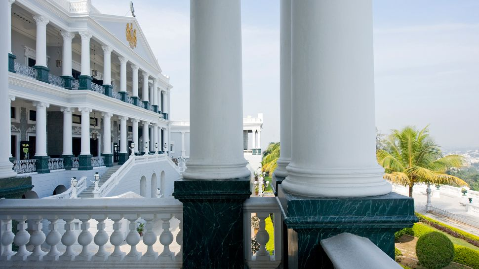 Taj Falaknuma Palace — city, country