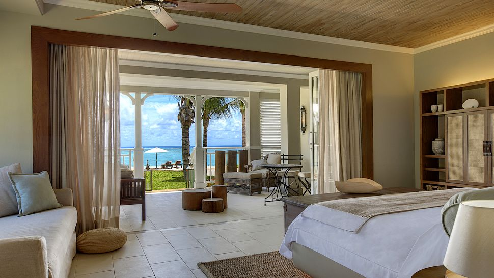 The St. Regis Mauritius Resort — city, country