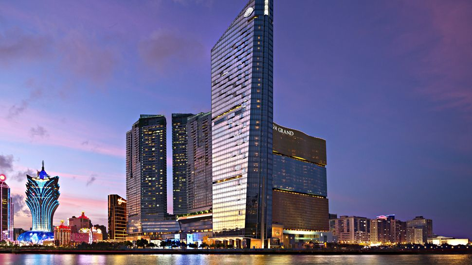 Mandarin Oriental, Macau — city, country