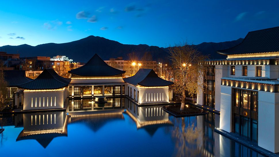 The St. Regis Lhasa Resort  city, country