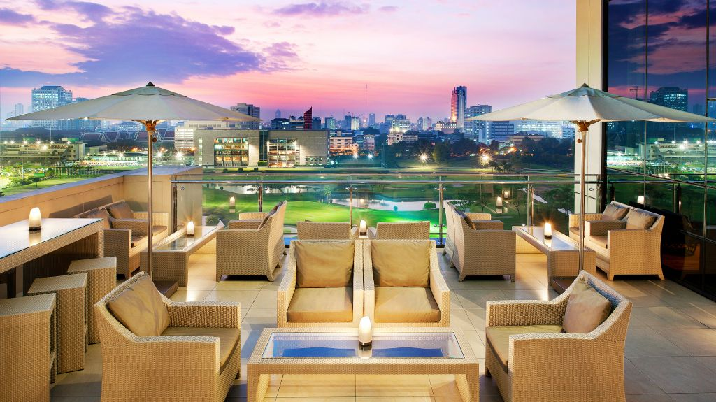 The St. Regis Bangkok — city, country